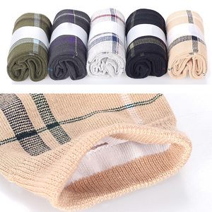 Image 5 - 5 Pairs/Lot Socks Men Dress Wedding Crew Healthy Cotton Colorful Casual Long Breathable Soft Socks Gift for Male