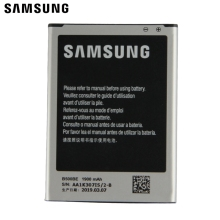 Samsung Original Replacement Battery B500BE B500AE For Samsung GALAXY S4 Mini NFC Project J Mini i9198 i9195 i9190 i9192 1900mAh for samsung s4 mini i9190 i9195 samsung s4 i9190 i9195 new10pcs