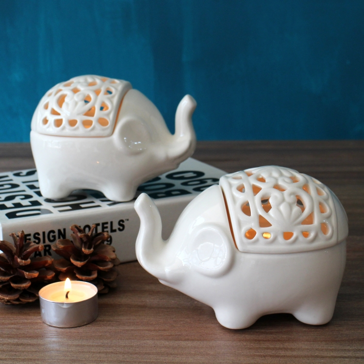 Fancy Lights Shops In Hyderabad: Aliexpress.com : Buy Cute Creative Hollow White Ceramic