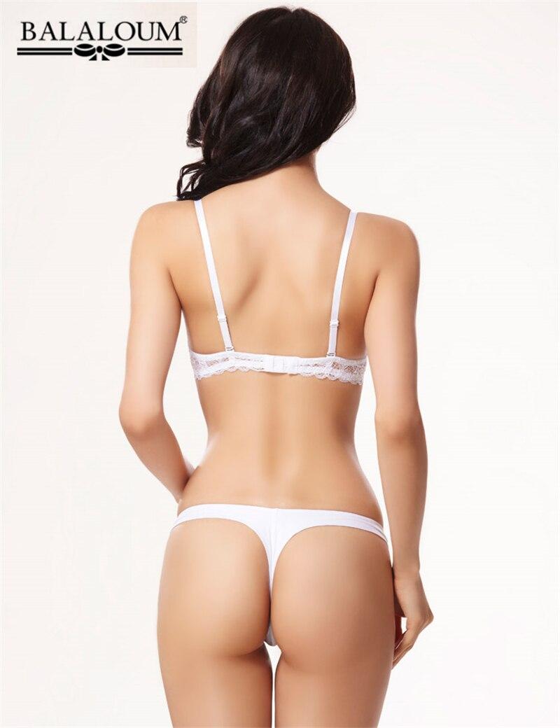 ab5994820ba New Brand Elegant Lace Underwear Women Bra Set