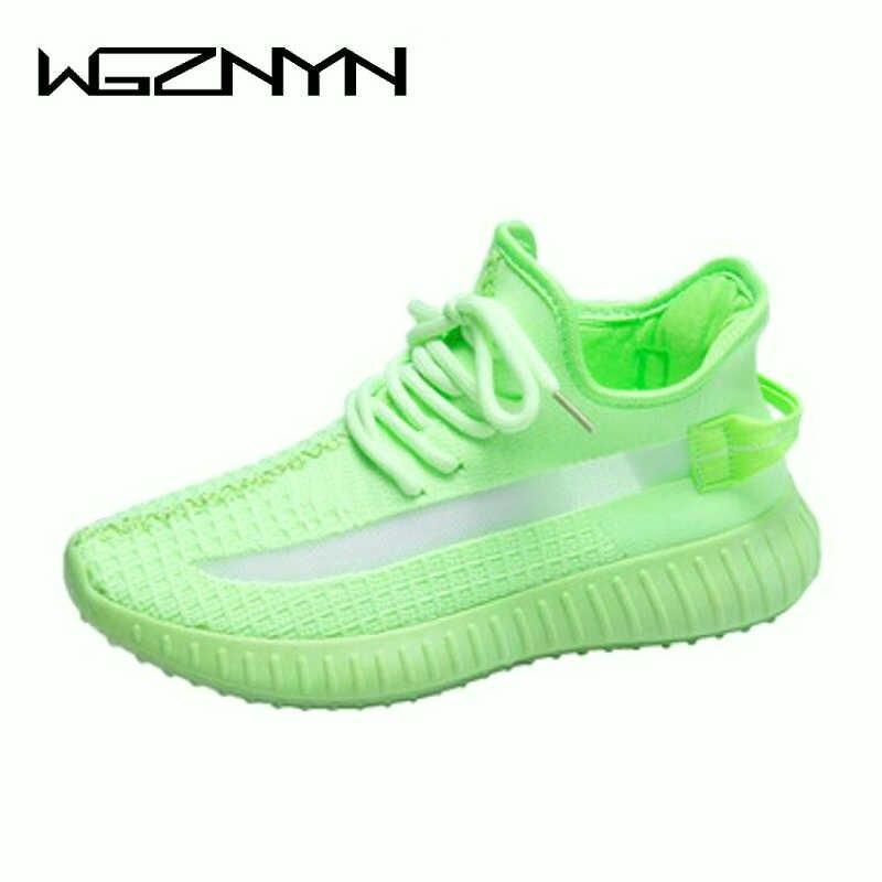Autumn Women Shoes Soft Foundation Shoes Woman Sneakers Brand Multicolor Platform Shoes Ladies Footwear Breathable Sneakers W5