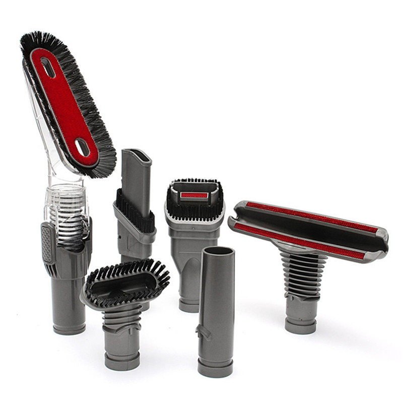 6 Pieces/lot Vacuum Cleaner Parts Brush Hose For Dyson DC62 V6 Dc29 DC35 DC45 DC58 DC59  DC47 New Hot