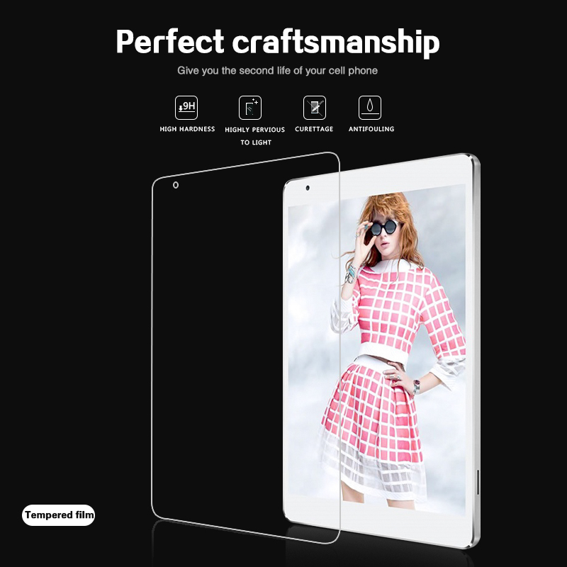 Premium Tempered Glass Film For <font><b>Teclast</b></font> x98 air III/X98 Plus II/X98 Pro/x98 plus/<font><b>A10S</b></font>/X10/98 octa-core TAB <font><b>Screen</b></font> Protector Film image