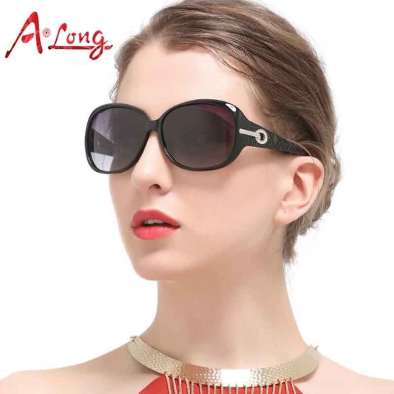 d461793e01 Best buy A Long Fashion Driving Women Sunglasses Wrap Classic Brand Luxury  Big Size Sun Glass Female UV400 Polarized Eyeglasses M68064 online cheap