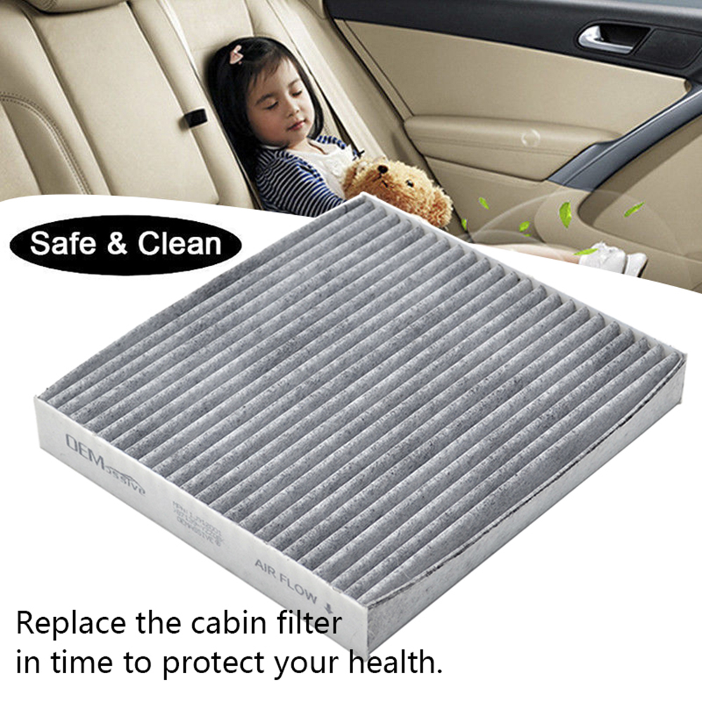 Image 2 - Car Pollen Cabin Air Filter 87139 YZZ08 87139 30070 87139 07010 For Toyota Auris Avensis Camry Corolla Hilux RAV4 Prius Yaris-in Air Filters from Automobiles & Motorcycles