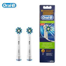 Oral B Electric Toothbrush Heads EB50 2 Replacement Heads German Imports Accessories Genuine Original