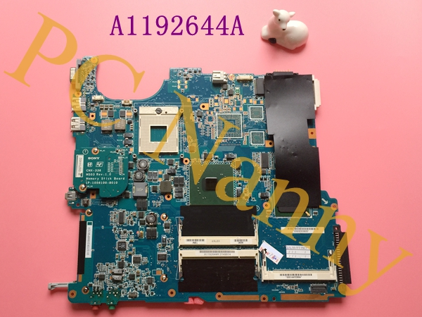 FOR SONY VAIO VGN-FS990 Intel Motherboard A1192644A MBX-155 915GM DDR2 + Free CPU Fully working Grade A