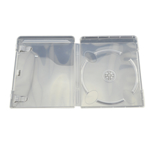 Disco de cd dvd caixa de armazenamento de disco de capacidade de plástico para ps3
