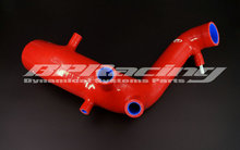 Silicone Inlet Air Intake Induction Hose/pipe for audi TT / Golf MK4 1.8T Red