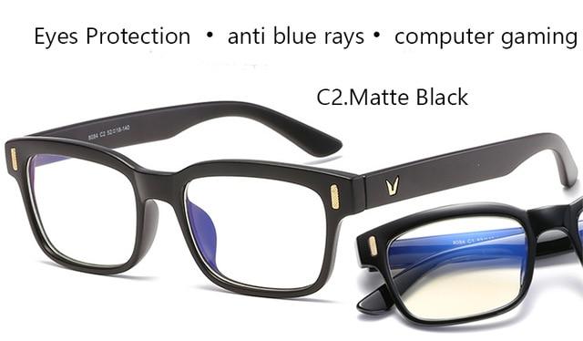 Matte Black-Clear