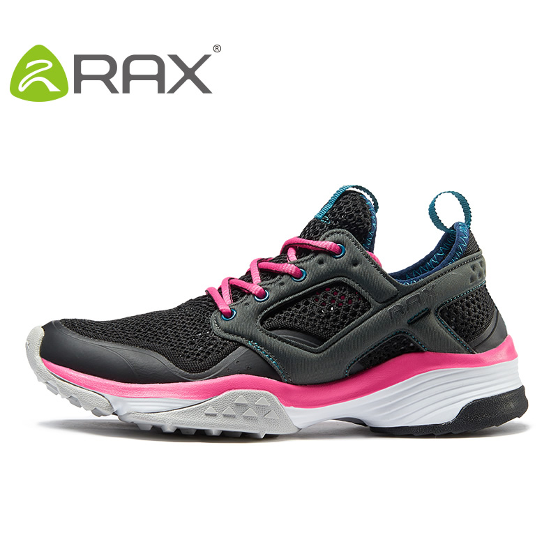 US $43.34 54% OFF|Rax Mens Women Breathable Trail Running Shoes Woman Light Outdoor Sports Sneakers Men Training Shoes Men Trainers Zapatos Hombre in