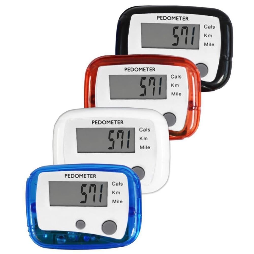 Design Mini Digital LCD Run Step Pedometer Walking Distance Counter New wholesale