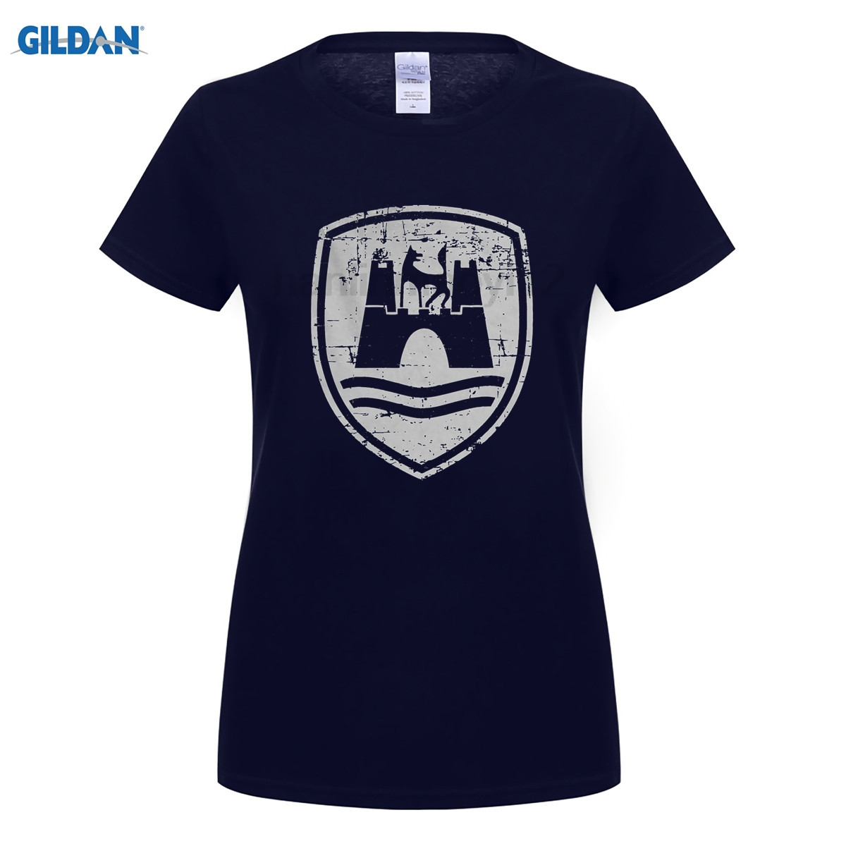 GILDAN Classico Di Wolfsburg, Uomo Campervan T-shirt Cotton T-Shirt Fashion T Shirt for women