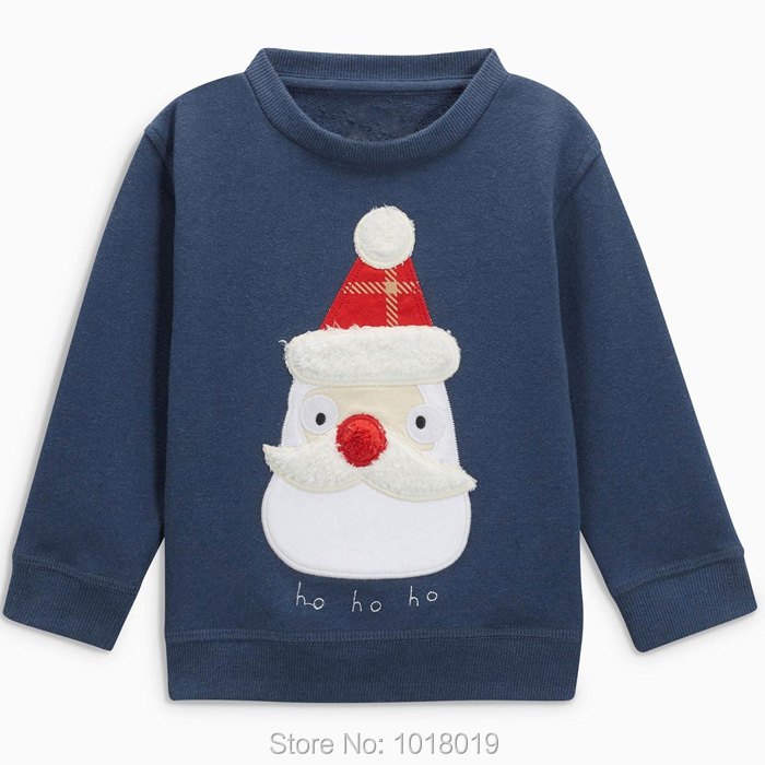 Quality 100% Terry Cotton Sweaters New 2018 Brand Baby Boys Clothes Children Clothing Bebe Kids Sweatshirt t shirts Hoodies Boys