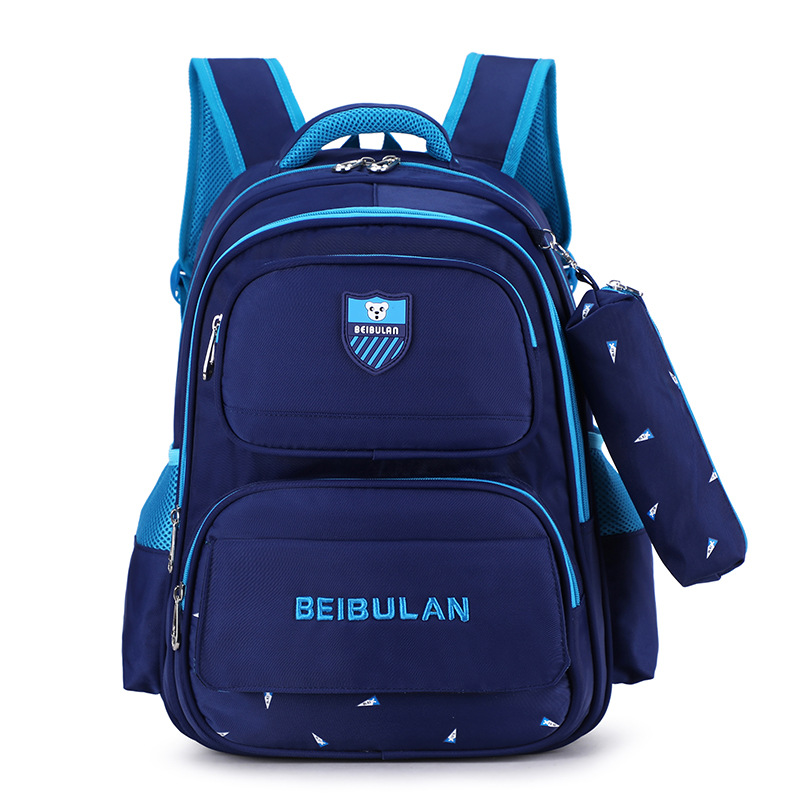 2019 Children School Bags Boys Girls Kids Orthopedic School Backpcak Schoolbags Kids Primary Backpack Mochilas Escolar Infantil