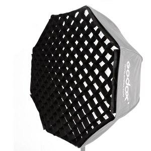"""Image 1 - Godox 黒シングルグリッドのための 80 センチメートル/31.5 """"インチ傘ソフトボックス反射傘ソフトボックススタジオ写真"""