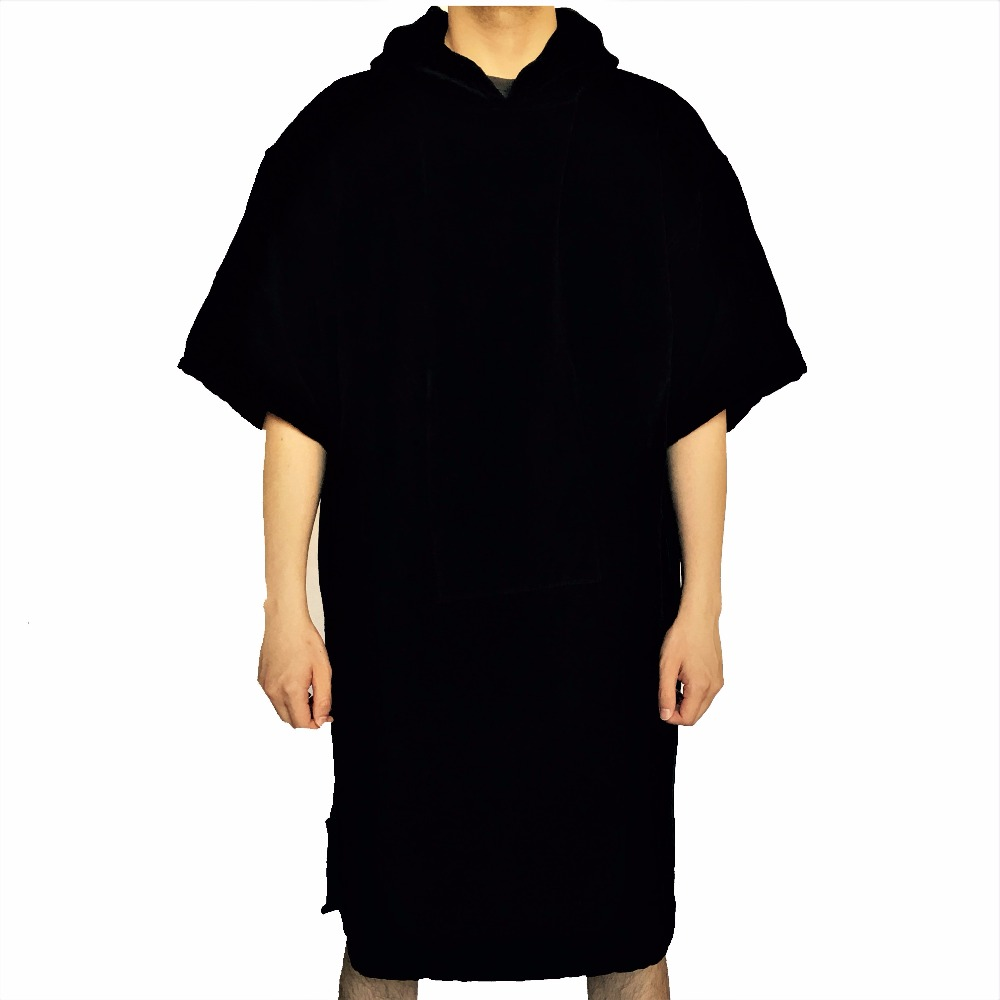 100 Surf Cotton Oversized Surf Poncho Surfing