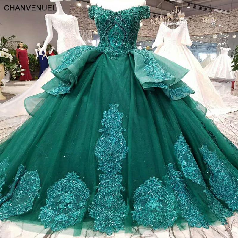 LSS006 vestidos de festa longo изумрудное вечернее платье длинные кружевные цветы зашнуровать назад возлюбленное бальное платье официальное платье реа...