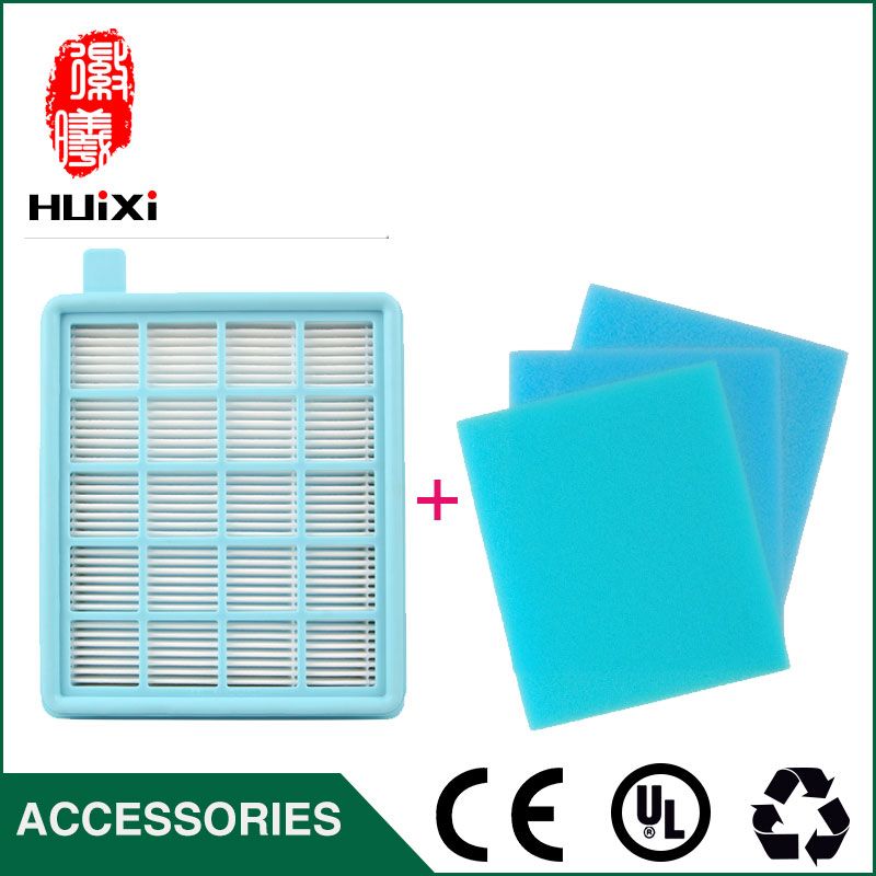 HEPA filter with high quality and cheap Vacuum Cleaner Parts and filter cartridge for FC8471 FC8472 FC8432 FC8470 20pcs bulk price chain saw parts oil pump worm gear fit chinese saws komatsu zenoah timbertech silverline taurus 4500 5200 5800