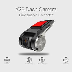 Image 1 - Full HD 720P รถ DVR กล้องนำทาง Dash กล้อง G Sensor ADAS วิดีโอ