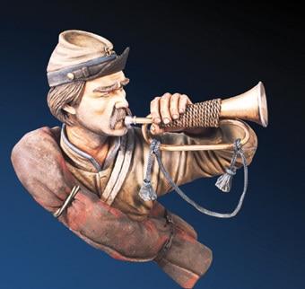 Civil War bugler