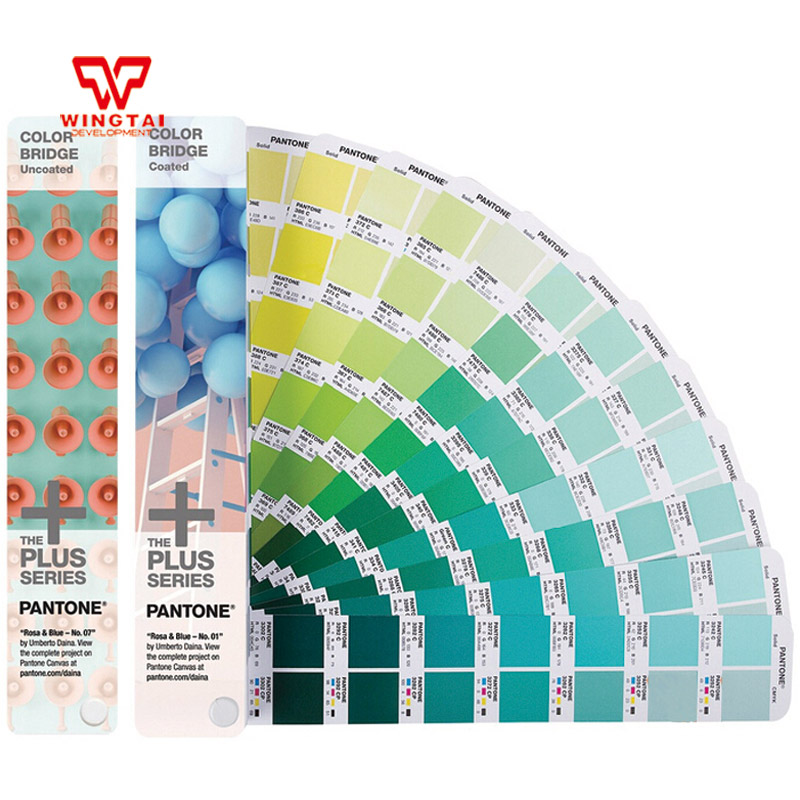Pantone GP6102N Color Bridge Coated&Uncoated Pantone Book топ mango топ