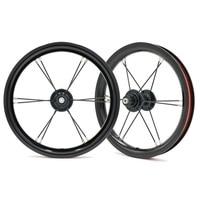 Super Light 12 Inch AL6061 Aluminum Wheelset for Kids Balance Bike Colorful Aluminum Alloy Wheelset for Kokua 85mm Bicycle Part