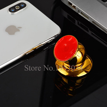 20pcs Universal Car Holder For iPhone X 8 7 Plus Magnetic Car Phone Holder For Samsung S9 S8 GPS Bracket Car Phone Holder Stand