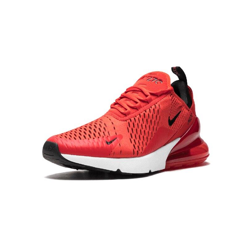 Nike Air Max 270 Hommes chaussures de course en plein Air de Sport Respirant à lacets Durable chaussures de jogging Marche Designer Athletic AH8050 - 2