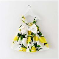 Summer Baby Sling Dress Thin Cotton Sundress