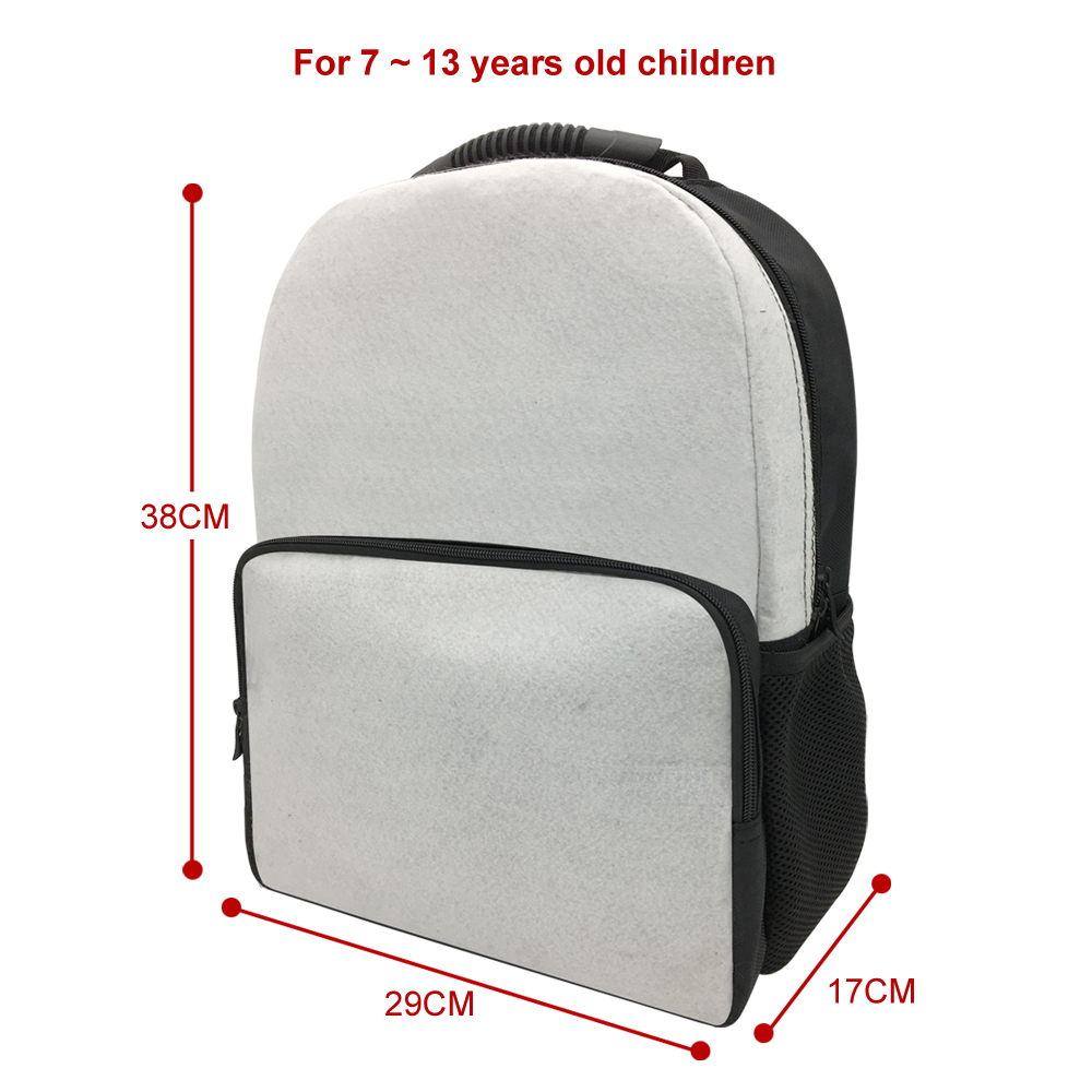 506e249bb67a 15inch Cool Fet Bag For Children Wolf Backpack For Kids School Bookbags For  Girls Boys-in Backpacks from Luggage   Bags on Aliexpress.com