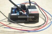 الصناعية 50mW 40nm الأرجواني/البنفسجي ليزر نقطة وحدة 12 فولت ث/TTL-في تأثير إضاءة المسرح من مصابيح وإضاءات على