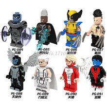 2016 Marvel DC Super Heroes Pokemon Go Harry Potter Star Wars Jurrassic Dinosaur Minifigures Building Blocks Kids Toys Legoed