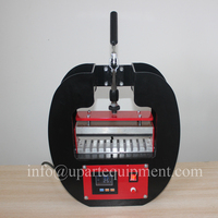 multicolor logo small pen sublimation printing machine