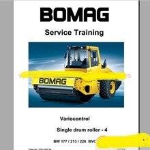 BOMAG Полный Набор Обслуживание Руководства-Сервис «Своя Игра»