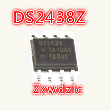 5PCS DS2438Z SOP8 DS2438 SOP-8 new and Original 5pcs tlv5618aidr sop8 tlv5618 sop ty5618 smd digital to analog converters new and original free shipping