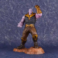 Thanos action toy figures The Avengers model 1/6 scale Statue figure toy kids gift Super Hero