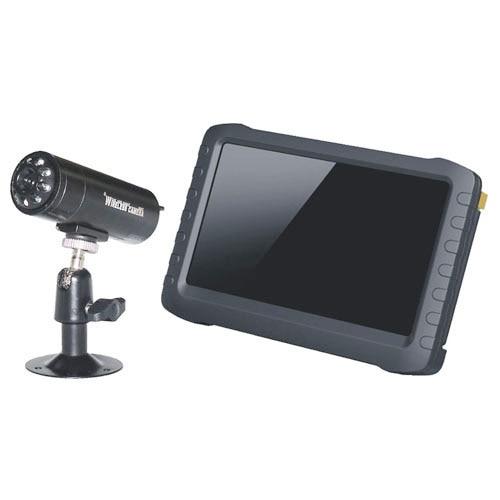 1030N HD CMOS 5 Inch Wireless 2.4Ghz Camera IR Night Vision Portable Baby Monitor