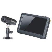 1030n HD CMOS 5 дюймов Беспроводной 2.4 ГГц Камера ИК Ночное видение Портативный Видеоняни и Радионяни