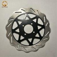 Motorcycle Front Brake Disc Brake Rotor for Yamaha Suzuki Thickness 3 MM