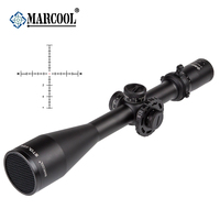 MARCOOL Stalker Hunting Optics 5 30X56 FFP HD Optical Aim Collimator Air Rifle Sight Pneumatics Weapon Rifle Scope For Hunting