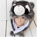 Bone&Touca Gorros Kids Caps Stuffed animal dog cloth Children And Women Caps>>Skullies & Beanies