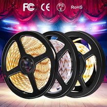 PIR Led Light Strip 5V Flexible Neon Tape Lamparas Motion Sensor Lamp Waterproof bande led Cupboard Cabinet Lighting