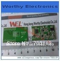 2pcs Lot RFM12BP Enhanced Power FSK Transceiver Module RFM12B RFM12 RFM12BP 433m