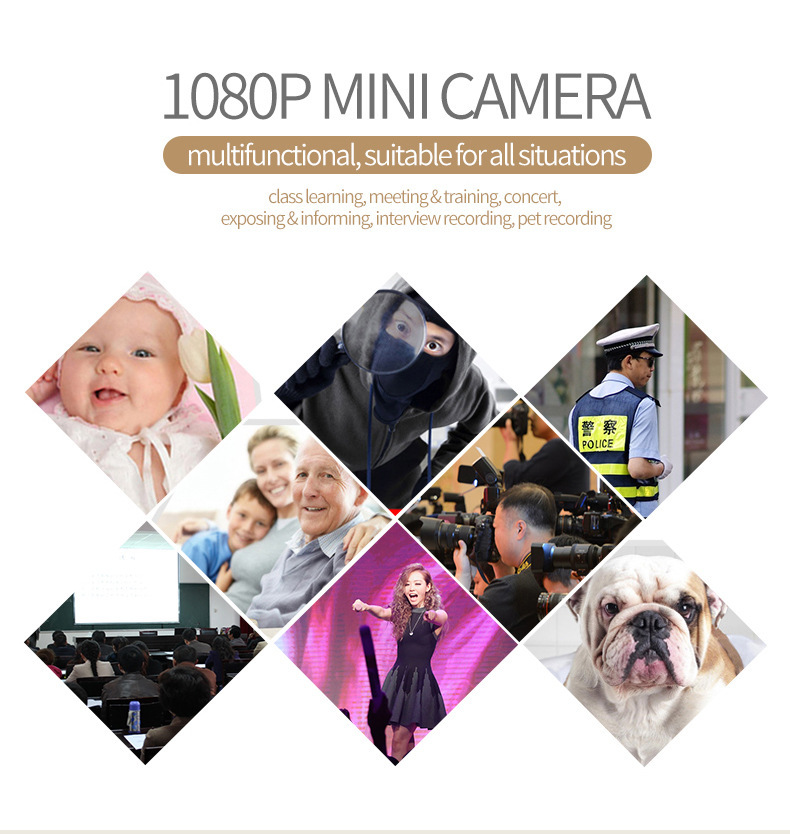 SQ11 HD Camera 1080P Night Vision Camcorder Camera 12MP video Camera DVR DV Motion Recorder Camcorder 2