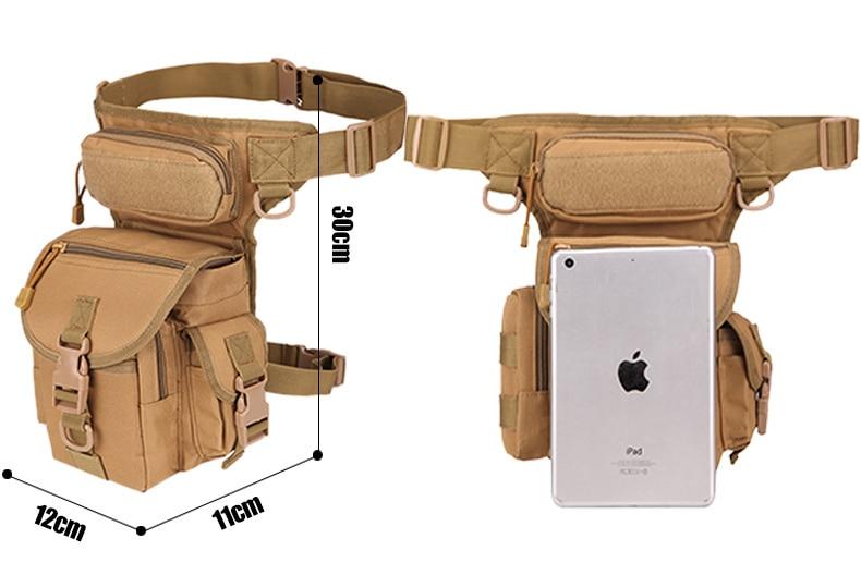 Multifunctional Leg Bag