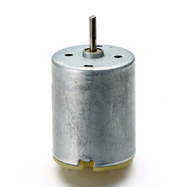 1pc Mini 280 High Speed Motor DC 3-12V 5000-15000RPM Mayitr Strong Magnetic Toy Car Boat Aircraft DIY Motors Electric Machinery
