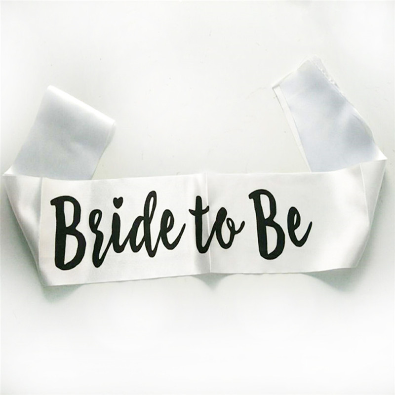Bachelor Party Team Bride Badge Hen Party Bride Decoration Bride to Be Badge Wedding Party Supplies (13)