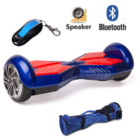 6 5 Inch Self Balancing Scooter Hover Board 2 Wheel Electric Skateboard Hoverboard Bluetooth Smart Balance