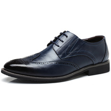 mens summer leather  dress shoes oxford italian man footwear male office for men large